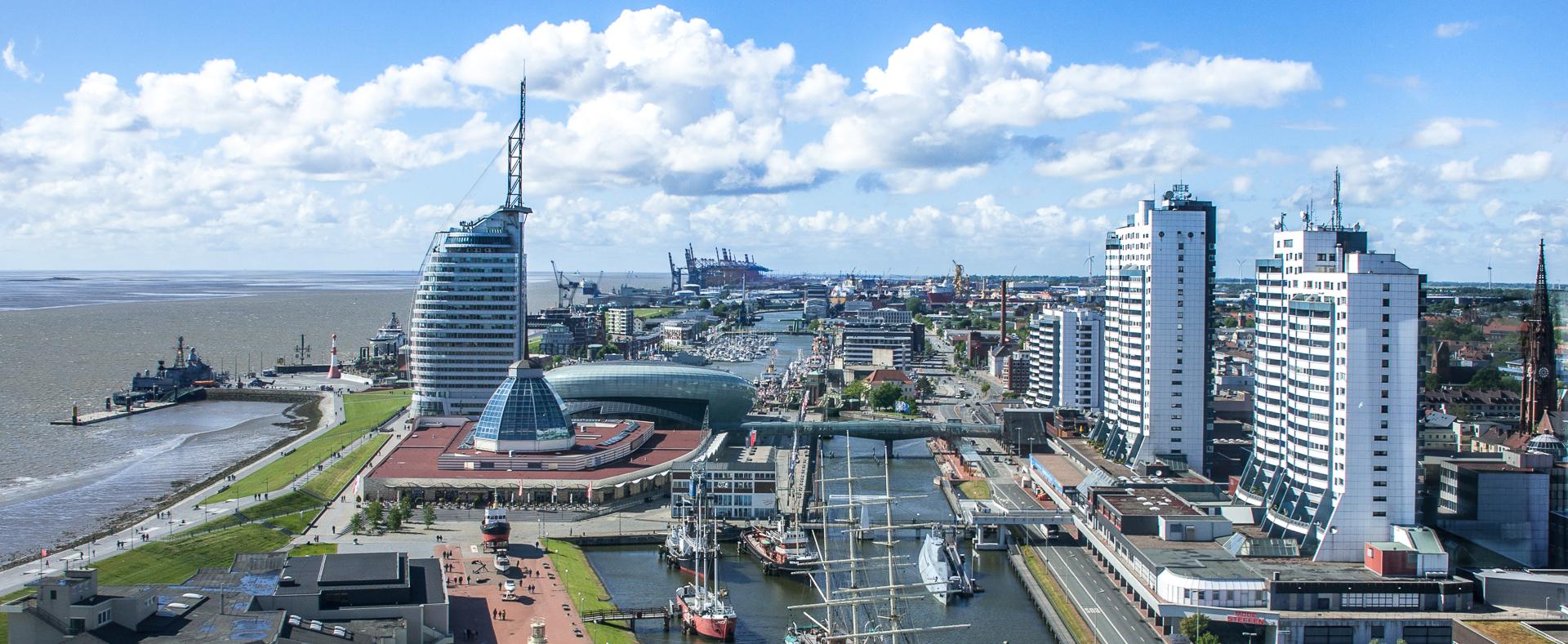 Bremerhaven, die Heimat der fotokunst unterweser